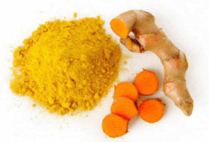 Turmeric can be used to get rid of pimple on lip