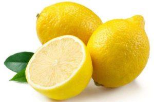 Lemon softens the corn and kill bacteria