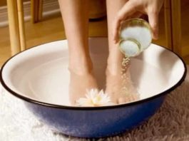 How to get rid of corns on feet and toes with epsom salt soak