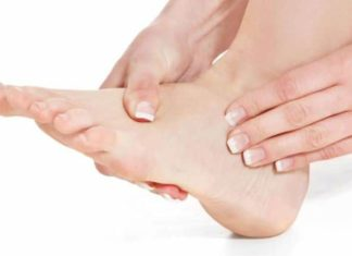 Pain in arch of foot may be a symptom posterior tibial tendinopathy