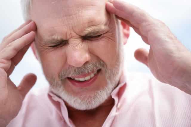 Headache In Back Of Head Throbbing Severe Sudden