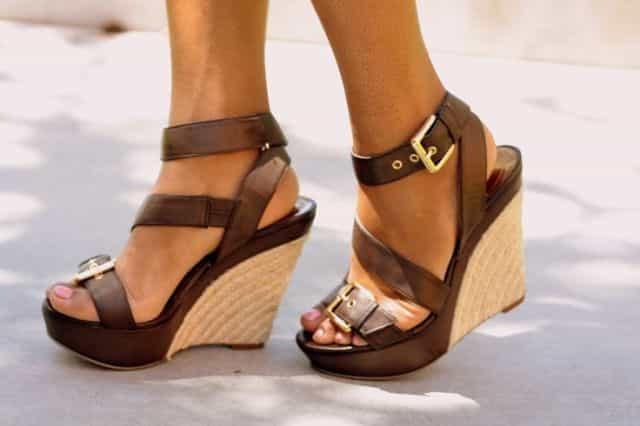 Women Heels: Use high-heels to get taller