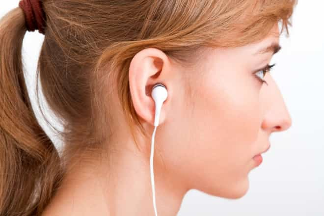 Ear buds may carry germs that may infect your ear, leading to a pimple in the ear