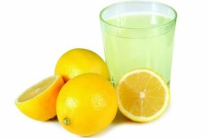 Home remedies - A lemon juice may be used to relieve and get rid of a pimple in ear